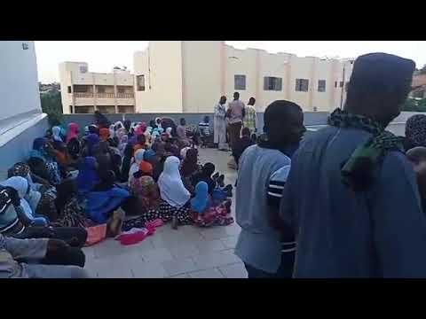 Cherif Ousmane Madane Haidara Au Convention De L'Ançar Dine