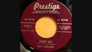 RED GARLAND  BABY WON