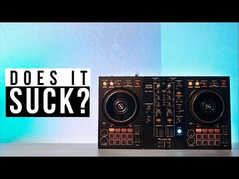 Does the DDJ-400 SUCK?