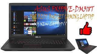 Unboxing and Overview of ASUS FX553VE DM318T My New Laptop 🔥🔥🔥🔥🎮?