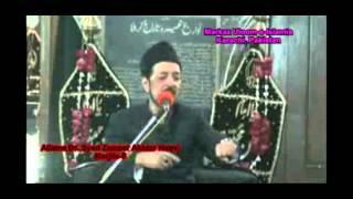 Allama Zameer Akhtar Naqvi (Shujaat-e-Bani Hashim) Majlis-5