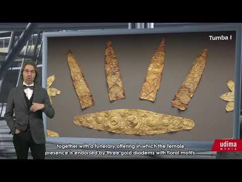 Arqueoudima Capítulo 14: Grave Circle A Mycenae - El Círculo A de Micenas
