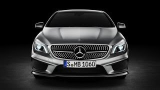 Mercedes Benz CLA C117 2013 седан