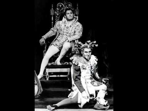 """""""Quel vecchio maledivami!"""" """" Pari siamo"""". Ettore Bastianini. Unique """"Rigoletto"""" live. Chicago 1962."""