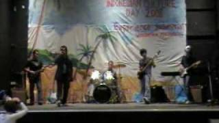 Kapten - Lagu Sexy (Cover by Vordel), Indonesia Culture Day (ICD) 2008, Nijmegen