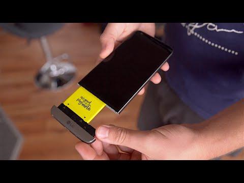 Das erste Modulare Smartphone? LG G5 Review! - felixba