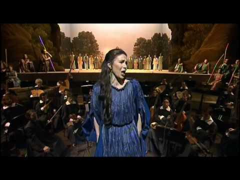 L'ORFEO de Claudio Monteverdi (2001-02)