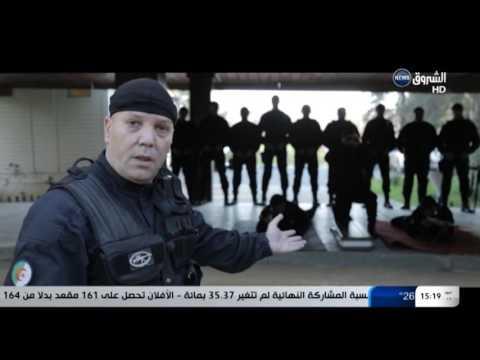 تدريب القوات الخاصة الجزائرية B.R.I باحترافية كبيرة كالافلام الأمريكية