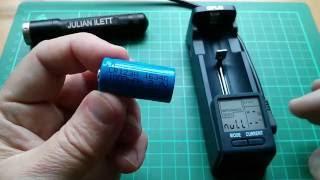 eBay Cheap & Nasty: #2 - 16340 Lithium Cell 1000mAh