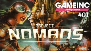Project Nomads | GAMEINC | Durchgenudelt | #01
