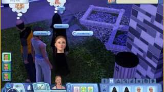 How to have babies with the Grim Reaper on Sims3