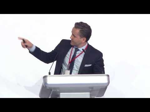 Igor Popa Presents at Business Forum Moldova-Monaco