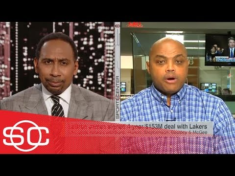 Charles Barkley on LeBron, Lakers: 'They're not even as good' as Spurs | SportsCenter | ESPN