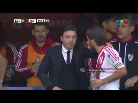 Boca Juniors vs River Plate (1-3) Torneo Argentino 2016/17 - Resumen FULL HD