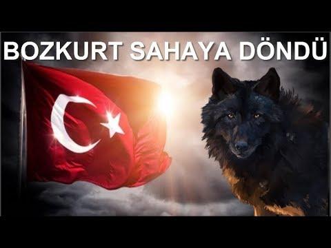 HİÇ SİRKTE BOZKURT GÖRDÜNÜZ MÜ? SİRKLER ASLAN KAPLAN DOLU ( Türkiye'nin Gücü )