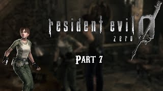 You Are Dead   Resident Evil: 0 HD Part 7