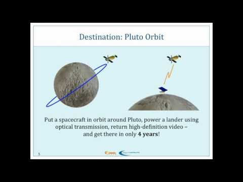 Fusion-Enabled Pluto Orbiter and Lander - Princeton Satellite Systems, Inc.