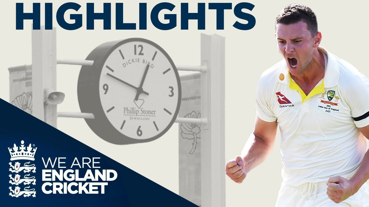 Download England All Out For 67 | The Ashes Day 2 Highlights | Third Specsavers Ashes Test 2019