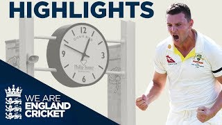 The Ashes Day 2 Highlights | Third Specsavers Ashes Test 2019