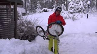 MTB Winter Fun !