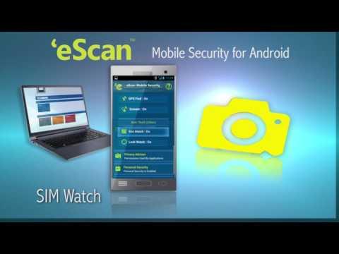 escan mobile security license key