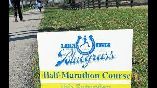 Run the Bluegrass 2015 Half Marathon Kentucky