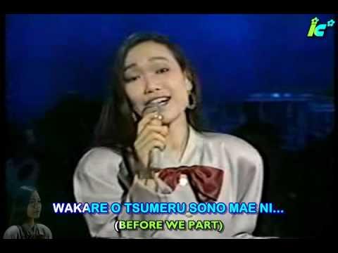 Mayumi Itsuwa-(4/9/09) Dakishimete (Hold Me Tight) w/ English & Romaji Subtitles