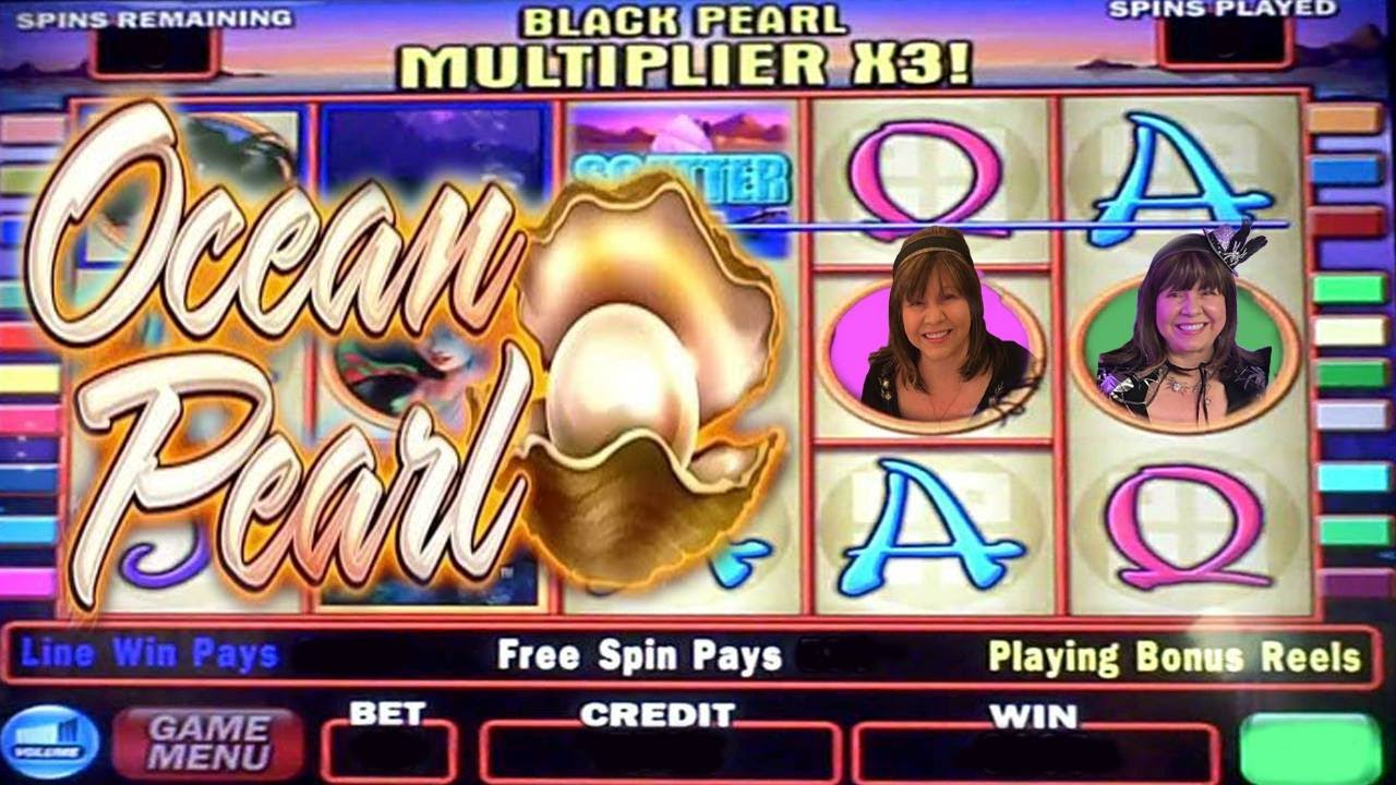 Ocean Pearls Slot Machine