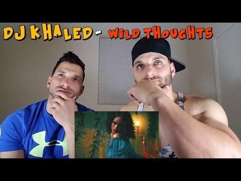 DJ Khaled - Wild Thoughts ft. Rihanna, Bryson Tiller [REACTION]