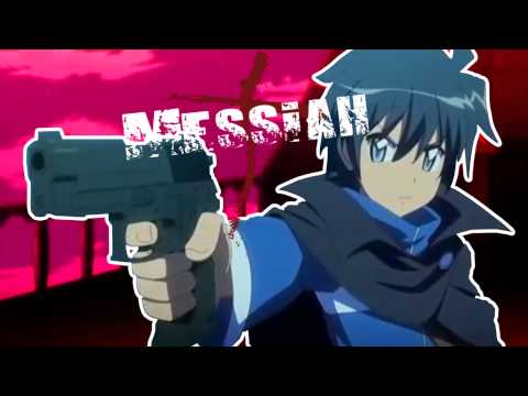 The Familiar of Zero (Zero no Tsukaima) AMV - This is War