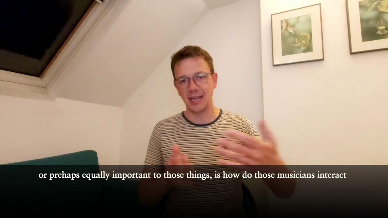 New Music at Home: Tom McKinney introduces Juliet Fraser
