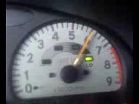 rpm on my bhp? glanza v turbo glanza dials