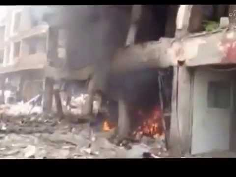 11.05.2013  Explosions in Turkey, Hatay