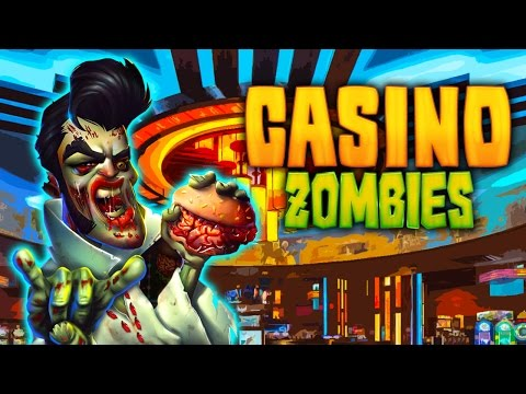 ZOMBIE CASINO ★ Call of Duty Zombies Map