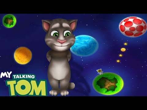 My Talking Tom - Planet Hop  Game HD[Android] Gameplay