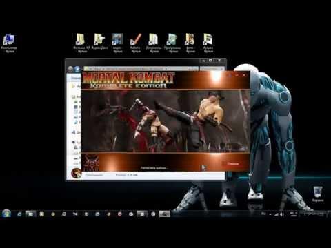 Mortal Kombat Komplete Edition Ru СКАЧАТЬ