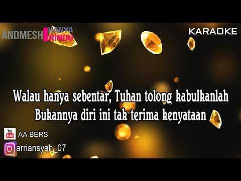 andmesh---hanya-rindu-karaoke
