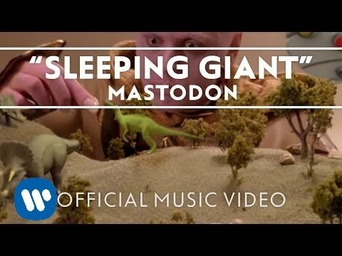 Mastodon - Sleeping Giant [Official Music Video]