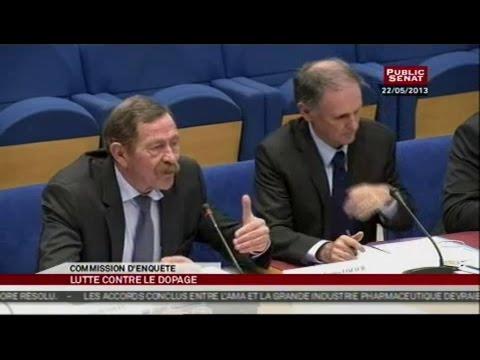 Audition de David Lappartient, président de la Fédération française de cy... - AUDITION (27/05/2013)