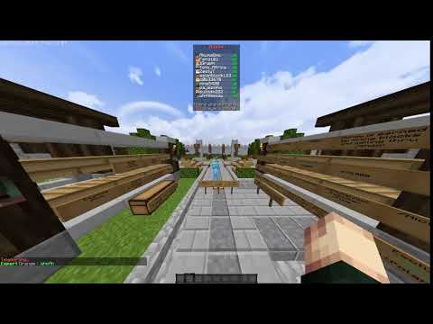 Minecraft server needs staff/help very badly