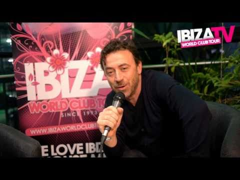 BENNY BENASSI - The Interview on IBIZA WORLD CLUB TOUR - TV