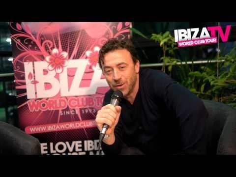 BENNY BENASSI - The Interview on IBIZA WORLD CLUB TOUR - TV