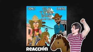Jon Z x Eladio - Old Town Road (Spanish Remix) (Reacción)