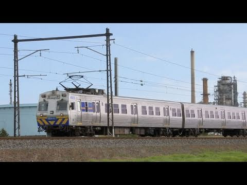 Hitachi Heaven - Metro Trains Melbourne suburban electric passenger trains - PoathTV
