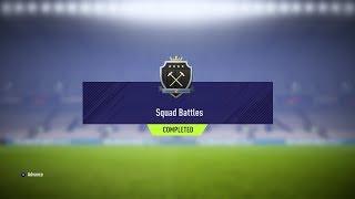 ICON!!!! -- ELITE 2 SQUAD BATTLE REWARDS + SBC PACKS | FIFA 18 ULTIMATE TEAM