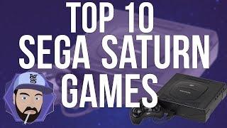 Top 10 Sega Saturn Games | RGT 85