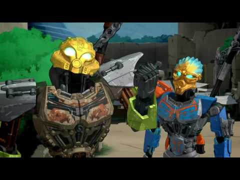 BIONICLE The Journey to One Trailer - Destroyer's Game - English