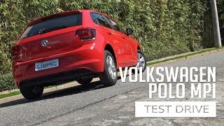 Volkswagen Polo MPI - Test Drive