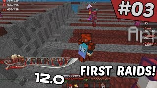 2 F TOP RAIDS IN THE FIRST DAY of TNT!! | FearPvP 12.0 #3 (Minecraft Factions)