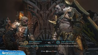 Middle Earth Shadow of War - Blood on Blood Trophy / Achievement Guide